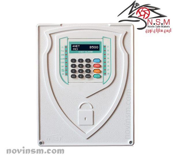 دزدگیر فورنت | دزدگیر سیم کارتی ۴NET مدل B500 | دزدگیر فورنت مدل B500