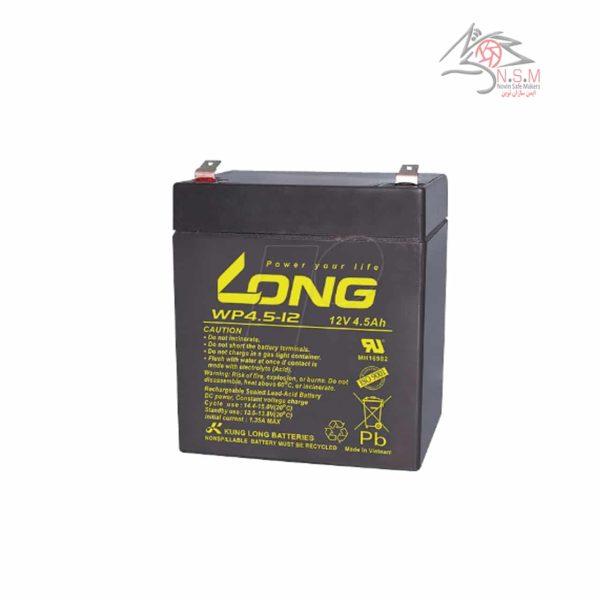 باتری 4.5 آمپر