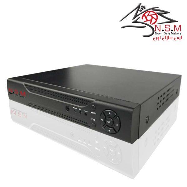 دستگاه ضبط XVR چهار کانال