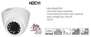 دوربین مداربسته دام مدل DH-HAC-HDW1100RP-0360B