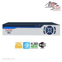 دستگاه ضبط 4 کانال 2K برند NSM