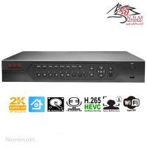 دستگاه ضبط 32 کانال 2K | دستگاه ضبط تصاویر XVR | دستگاه ضبط تصویر 16 صدا