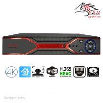 دستگاه ضبط تحت شبکه 32 کانال 4K | NVR 32کانال