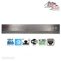 دستگاه NVR POE چهار کانال
