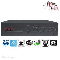 دستگاه ضبط 64 کانال 2K | دستگاه ضبط تصاویر XVR | دستگاه ضبط تصویر
