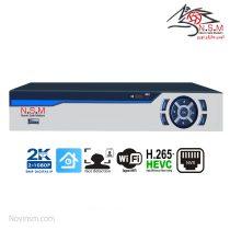 دستگاه ضبط تحت شبکه 9 کانال 2K | NVR 8کانال