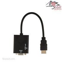 تبدیل VGA به HDMI به همراه صدا